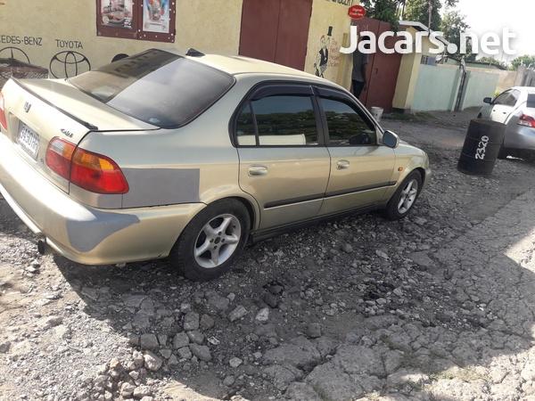 Honda Civic 3,0L 2000-2