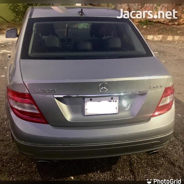 Mercedes-Benz C-Class 3,6L 2011-4