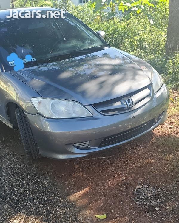 Honda Civic 1,7L 2005-1