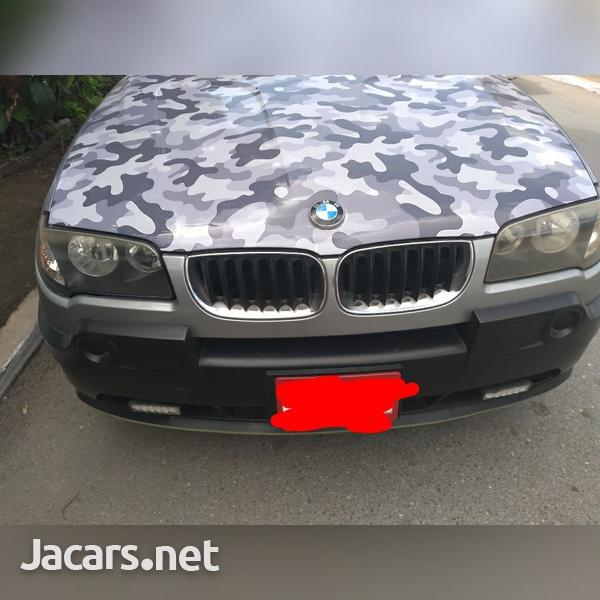 BMW X3 3,0L 2004-2
