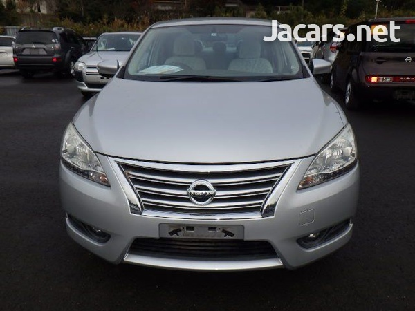Nissan Sylphy 1,5L 2013-1