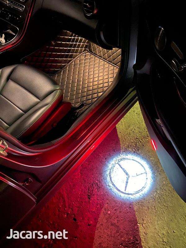 Mercedes-Benz C-Class 2,0L 2017-10