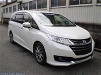 Honda Odyssey 1,8L 2014