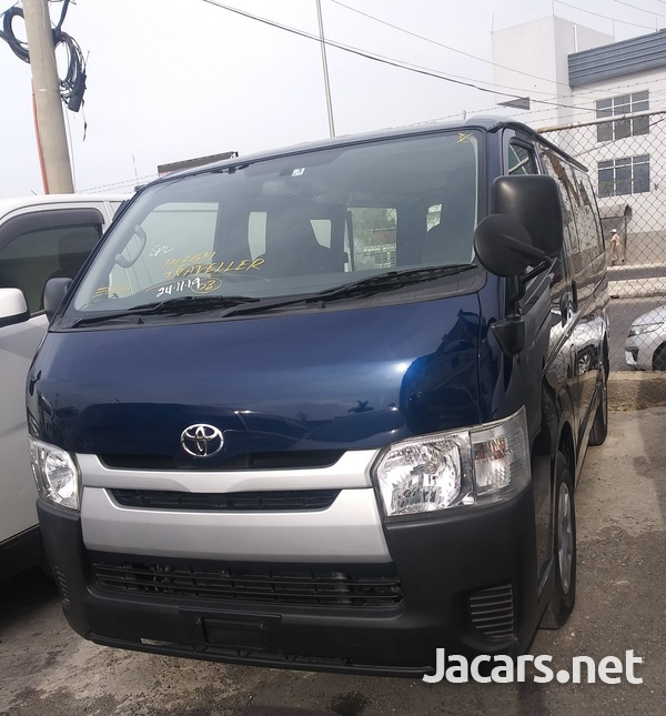Toyota Hiace 2,3L 2016-2