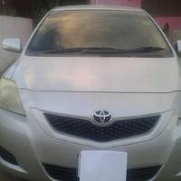 Toyota Belta 1,6L 2011
