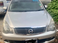 Nissan Bluebird 2,0L 2009