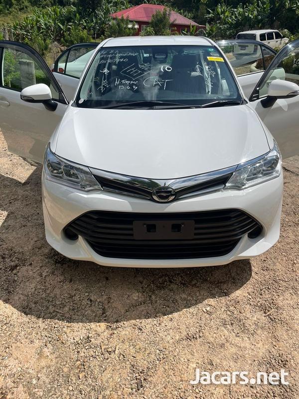 Toyota Axio 1,5L 2016-1