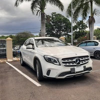 Mercedes-Benz GLA-Class 1,6L 2018