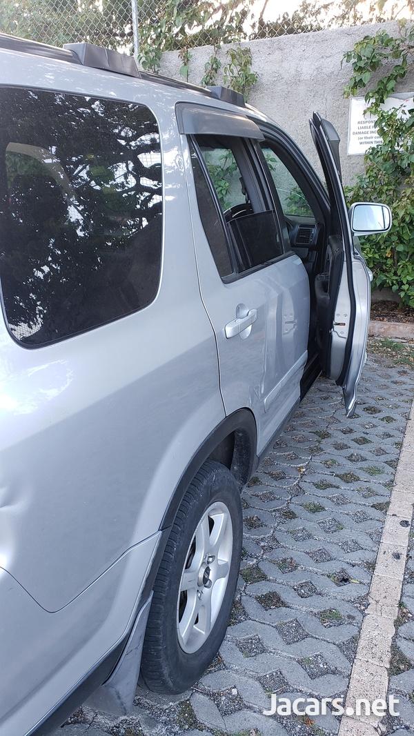 Honda CR-V 2,4L 2002-4
