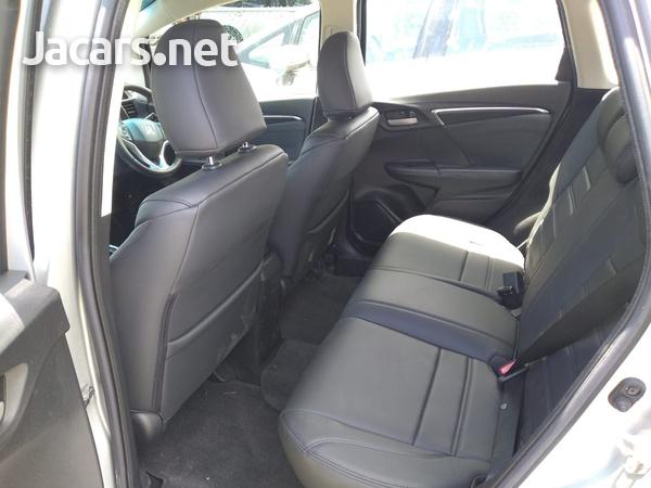 Honda Jazz 1,3L 2015-5