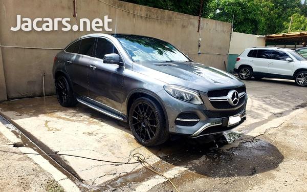 Mercedes-Benz GLE-Class 3,0L 2017-2