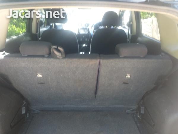 Nissan Note 0,6L 2013-1
