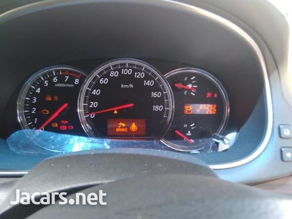 Nissan Teana 2,5L 2012-6