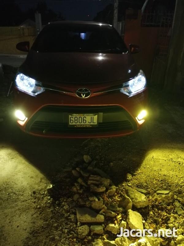 Toyota Yaris 1,3L 2015-3