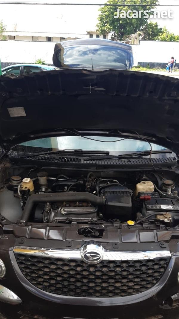 Daihatsu Sirion 1,0L 2003-5