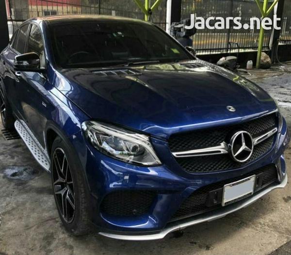 Mercedes-Benz GLE-Class 3,0L 2018-1