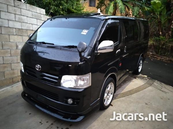 Toyota Hiace 2,5L 2009-2