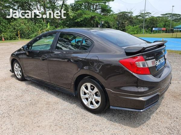 Honda Civic 1,6L 2015-5