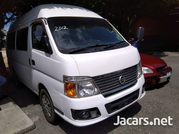 Nissan Caravan 2,0L 2012-5