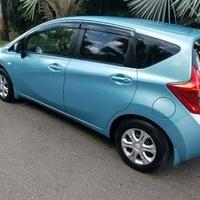 Nissan Note 1,2L 2013
