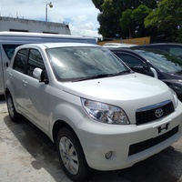 Toyota Rush 1,5L 2015