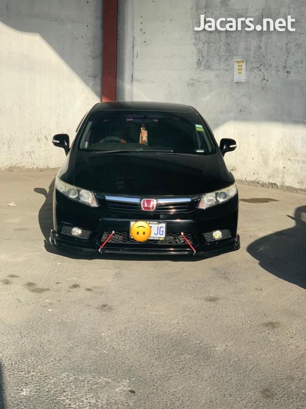 Honda Civic 1,5L 2012-1
