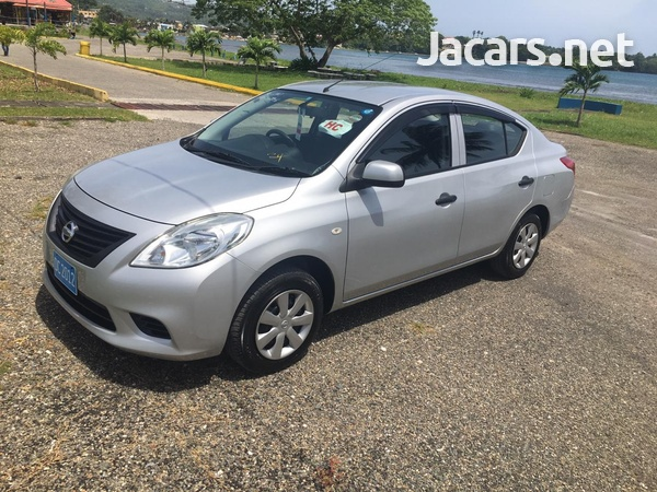 Nissan Latio 1,2L 2014-3