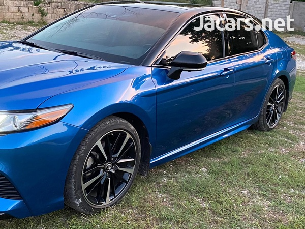 Toyota Camry 3,5L 2018-4
