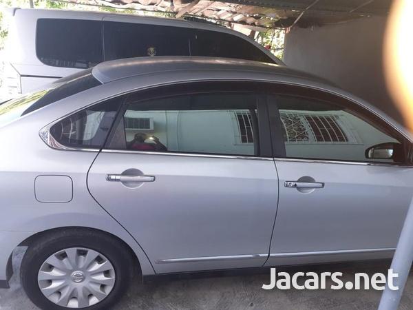 Nissan Sylphy 2,0L 2012-6