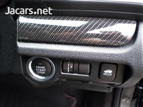 Subaru WRX 2,0L 2015-9