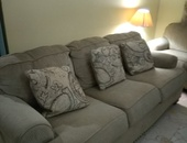 Ashley Sofa/Settee