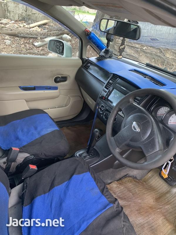 Nissan Tiida 1,5L 2008-10