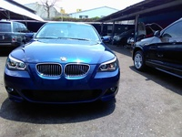 BMW 5-Series 2,0L 2007
