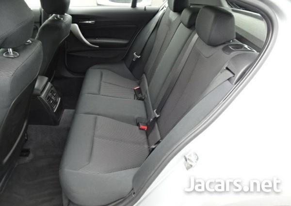 BMW 1-Series 1,6L 2012-11