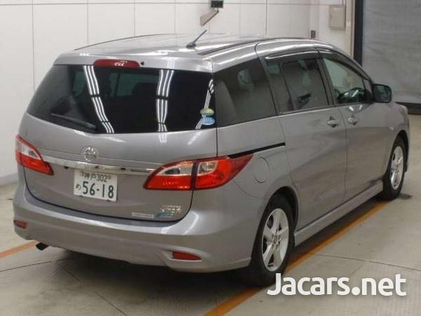 Nissan LaFesta 2,0L 2014-2