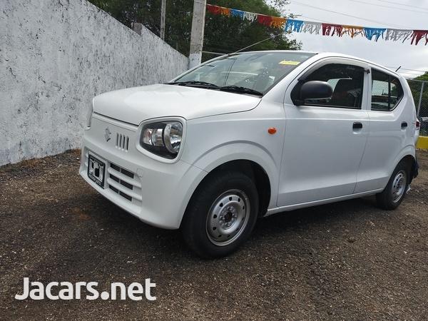 Suzuki Alto 0,7L 2019-4