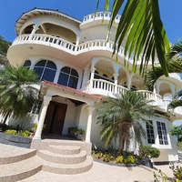 One beautiful 6 bedrooms and 7 bathrooms house at Red Hills