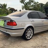BMW 3-Series 3,0L 2002