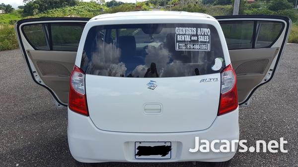 Suzuki Alto 0,7L 2012-5