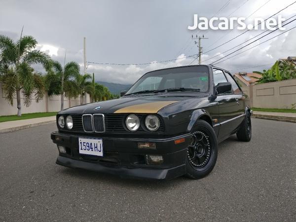 BMW 3-Series 2,5L 1990-1