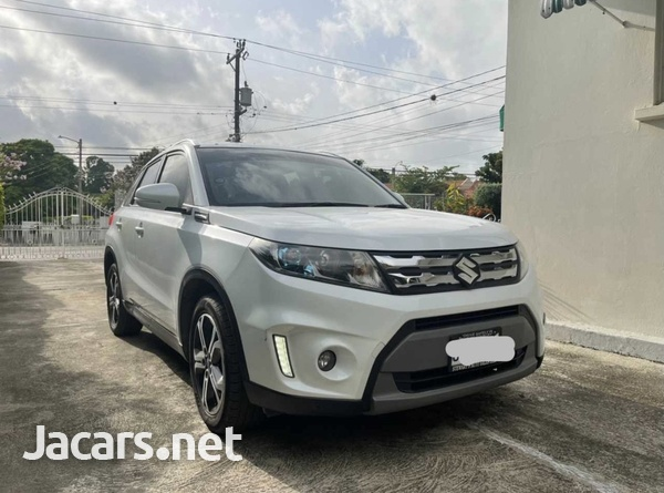 Suzuki Vitara 1,6L 2019-4