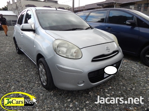 Nissan March 1,2L 2012-1
