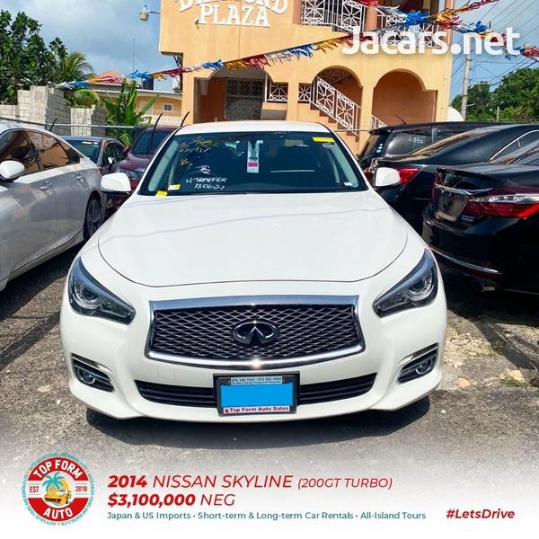 Nissan Skyline 2,0L 2014-1