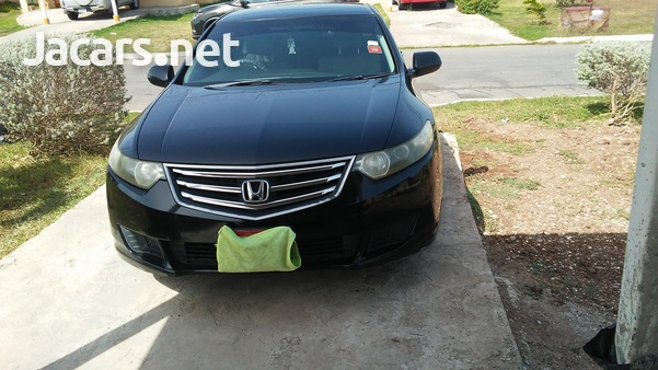 Honda Accord 2,4L 2010-1