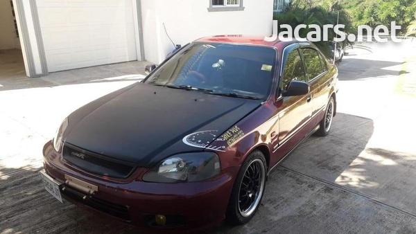 Honda Civic 1,5L 2002-1