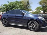 Mercedes-Benz GLE-Class 2,9L 2016