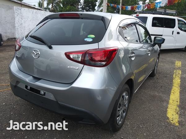 Mazda Demio 1,3L 2016-14