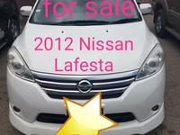 Nissan LaFesta 2,0L 2012