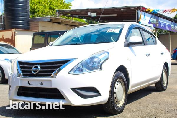 Nissan Latio 1,2L 2016-2