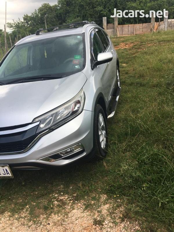 Honda CR-V 2,4L 2016-4